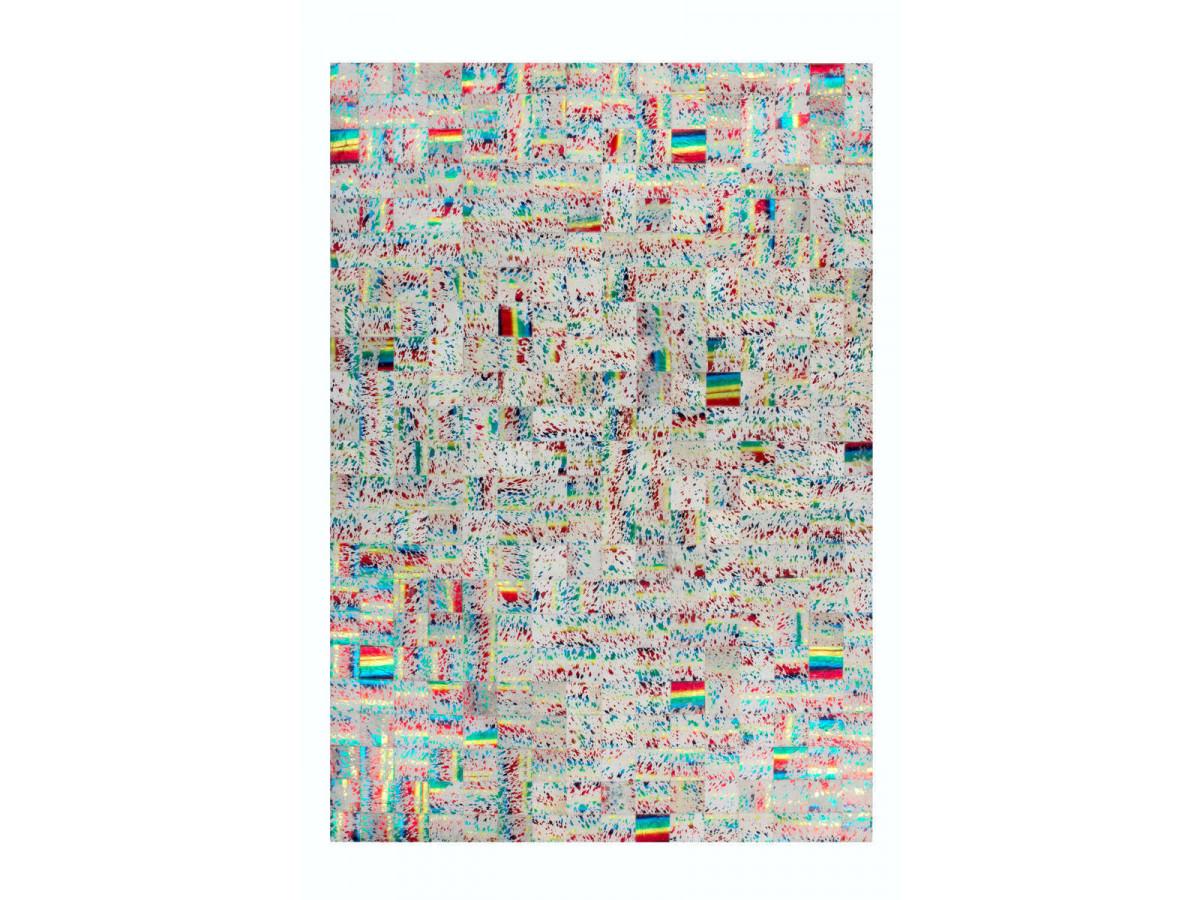 Tapis KIMI Ivoire / Multicolor 200cm x 290cm3