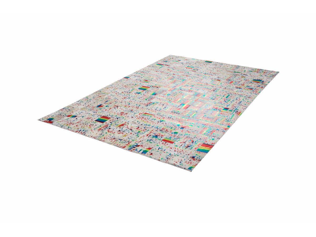 Tapis KIMI Ivoire / Multicolor 80cm x 150cm
