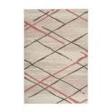 Tapis KRISTA Crème / Marron / Rosé 160cm x 230cm3