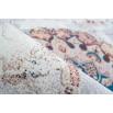 Tapis IDELIA Multicolor / Marron 170cm x 240cmx4