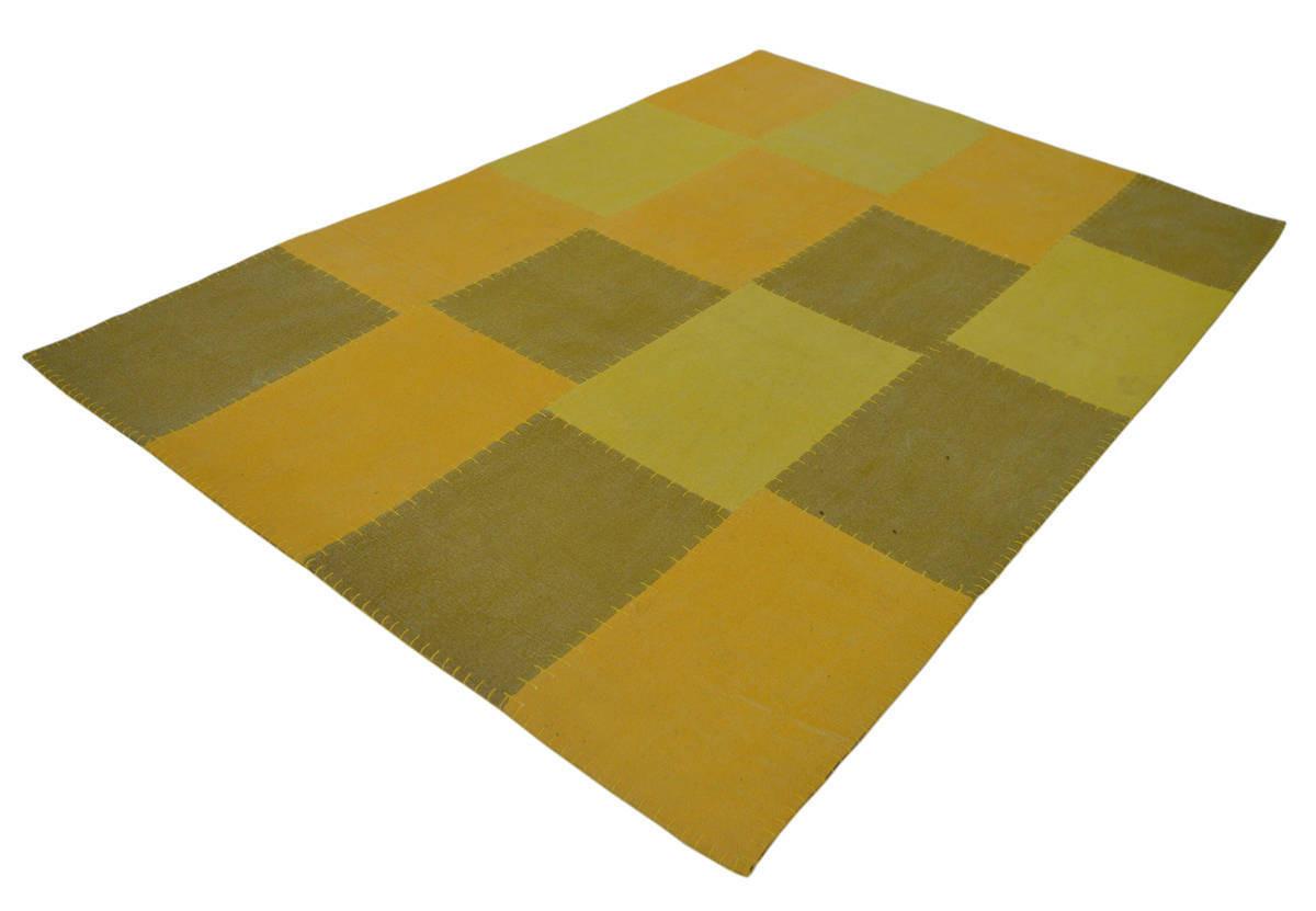 Tapis MISSO Multicolor / Jaune 200cm x 290cmx1