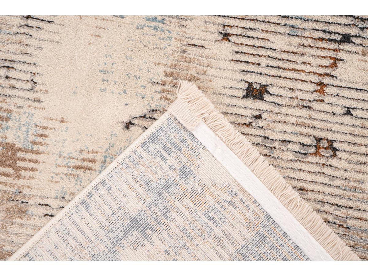 Tapis TENZO Multicolor / RostRouge 80cm x 150cmx5
