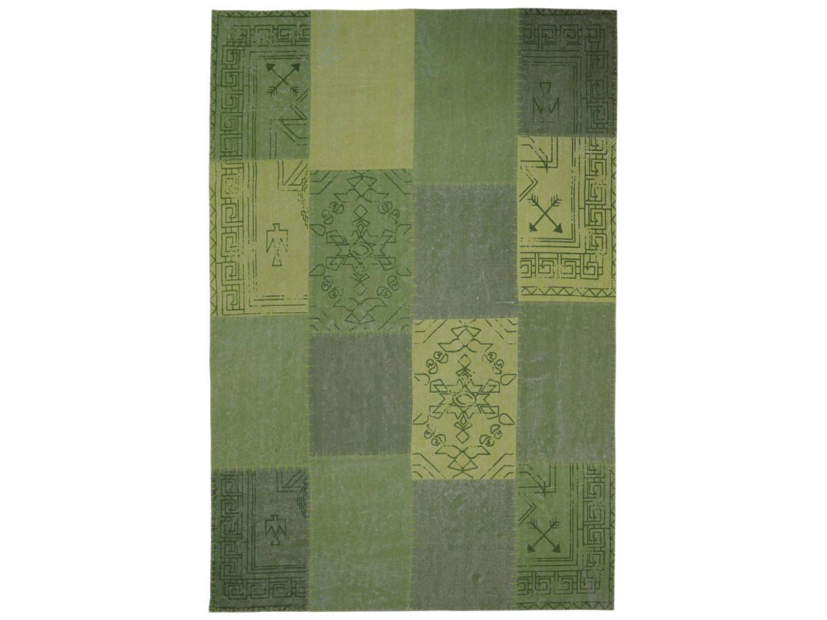 Tapis MISSO Multicolor /Vert 200cm x 290cm
