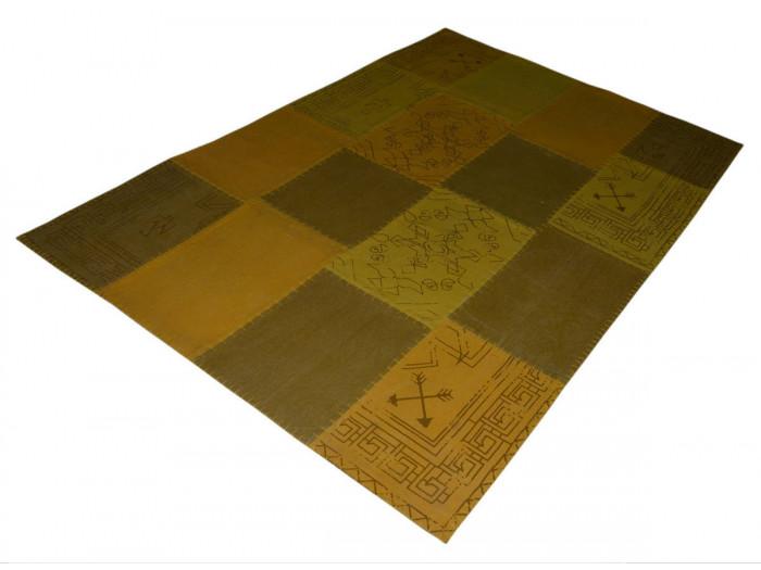 Tapis MISSO Multicolor / Jaune 80cm x 150cm