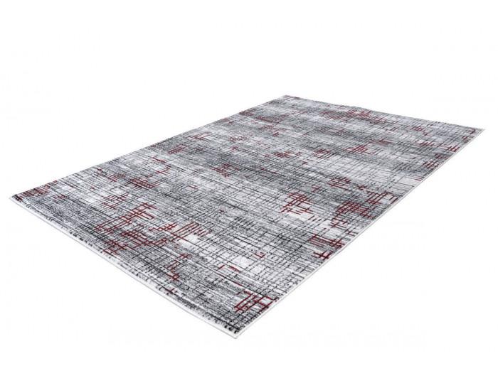 Tapis KRISTA Multicolor / Rouge 160cm x 230cm