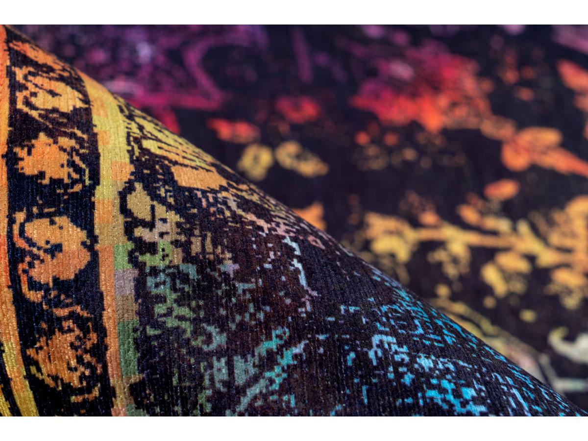 Tapis IDELIA Multicolor / Marron 170cm x 240cm