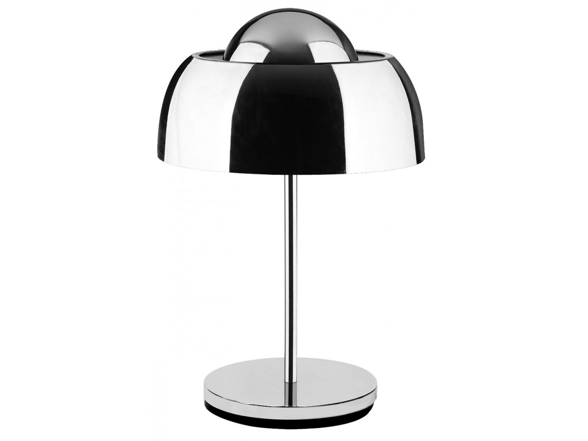 Lampe en metal Iona Chrome