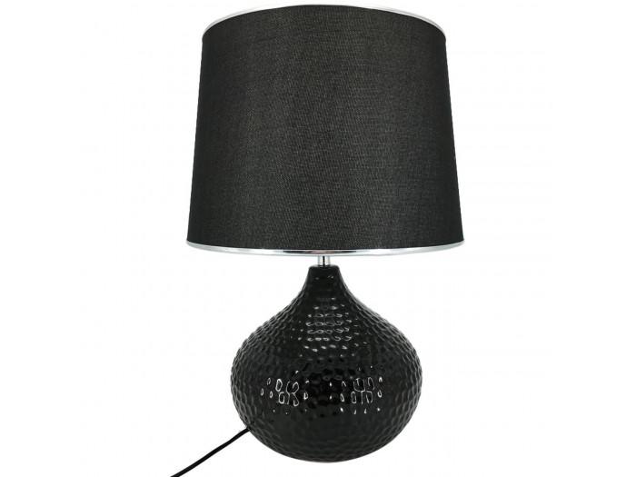 Lampe sphère céramique ORION Noir
