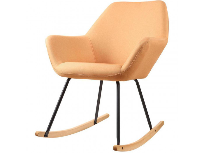 Rocking-chair PALMA Orange