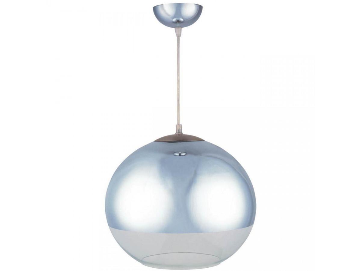Suspension design facon globe Leonie Chrome