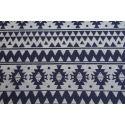 Tapis d'extérieur SAVIKA Bleu 80cm x 150cm