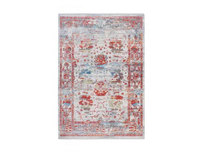 Tapis FONZY Multicolor / Bleu / Rouge 120cm x 180cm