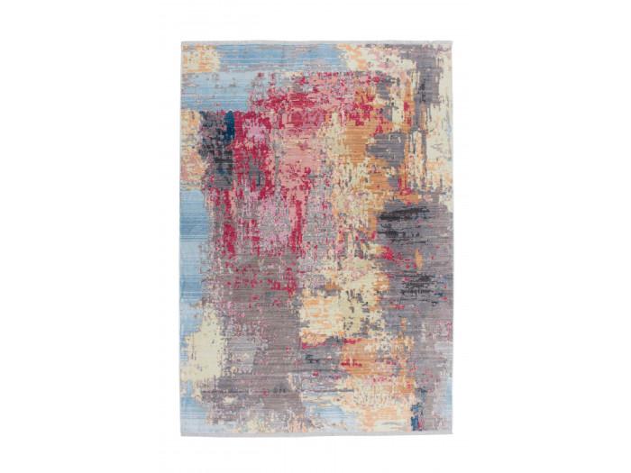 Tapis FONZY Multicolor / Bleu / Rouge / Jaune 160cm x 230cm