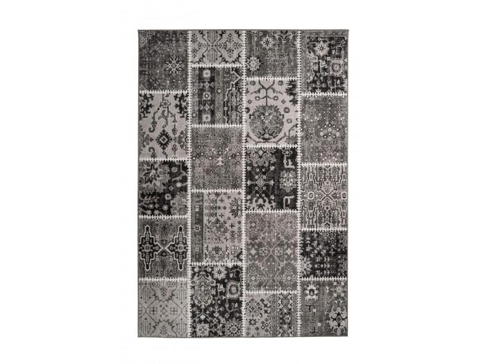 Tapis STINSON Gris clair / Gris foncé 160cm x 230cm