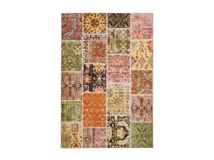 Tapis STINSON Multicolor / Jaune / Rouge / Vert 200cm x 290cm