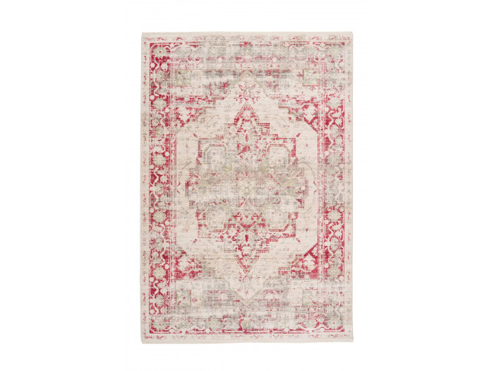 Tapis FAKIR Multicolor / Rouge 80cm x 150cm