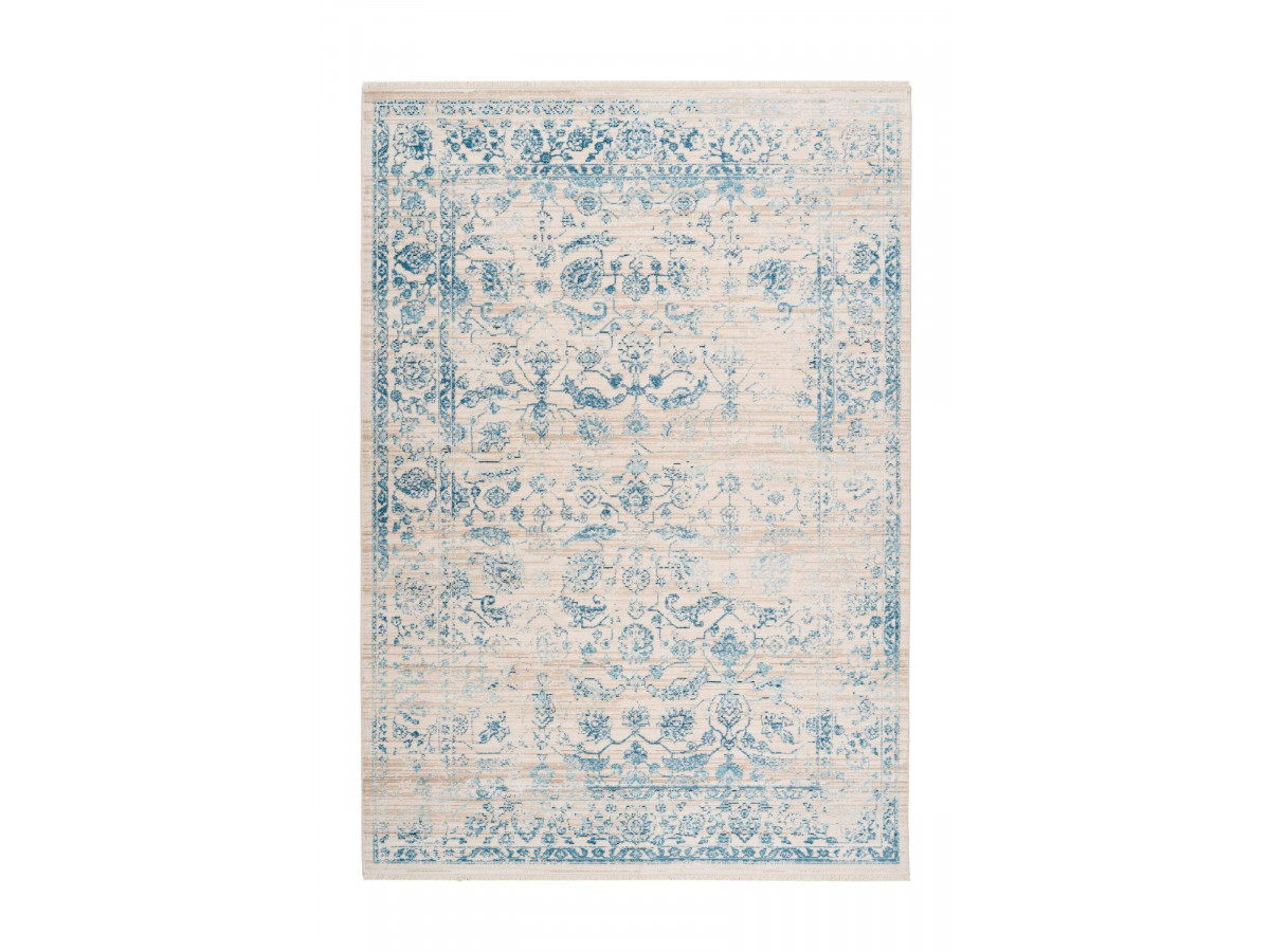 Tapis FAKIR Multicolor / Bleu 120cm x 180cm