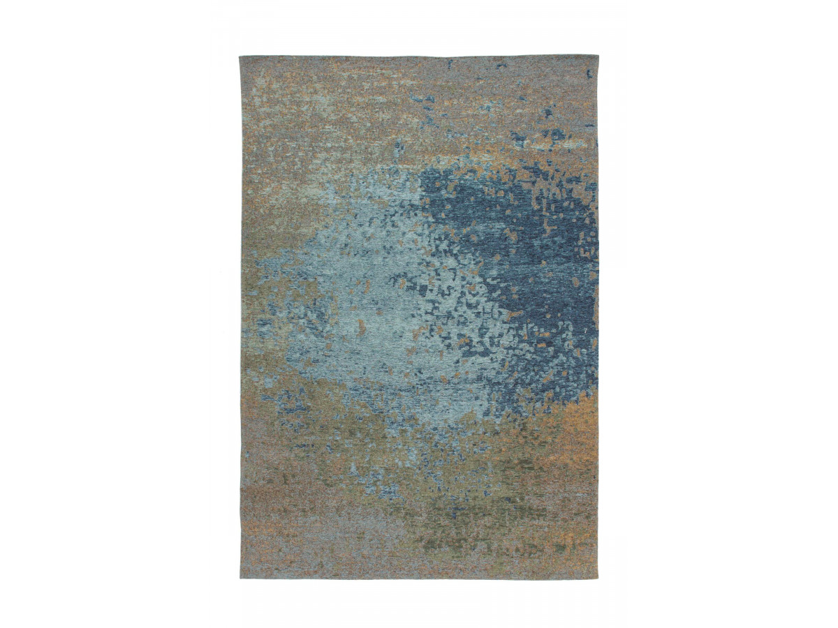Tapis SALOMA Multicolor / Bleu 155cm x 230cm
