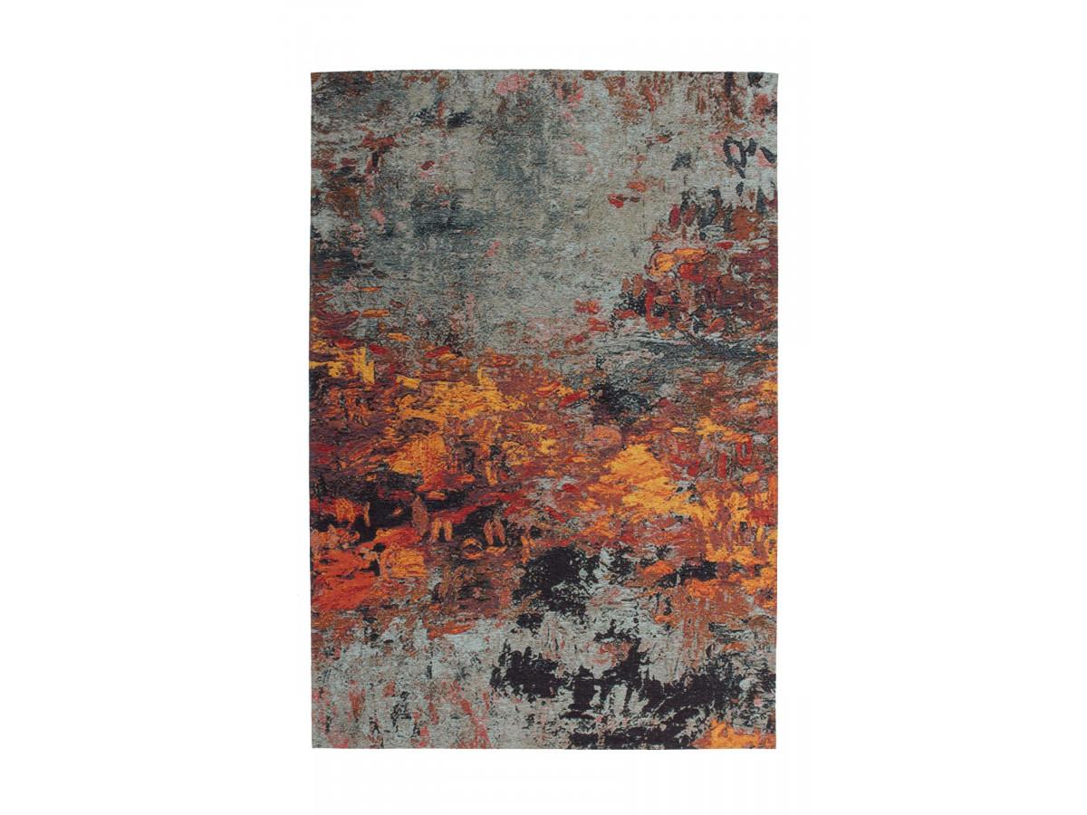 Tapis SALOMA Multicolor/ Gris/ Jaune 115cm x 170cm