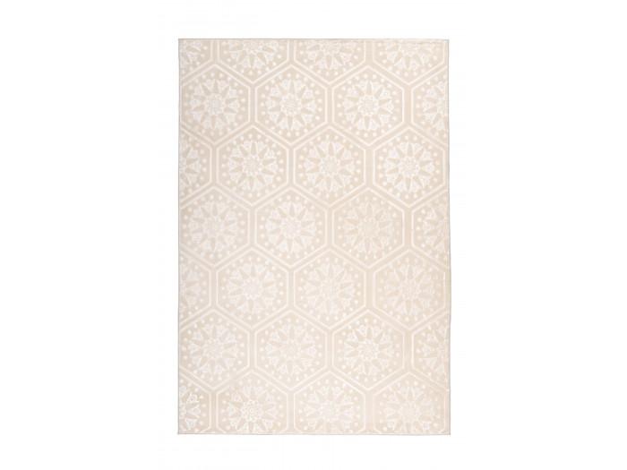 Tapis FLORETTA Crème 120cm x 180cm