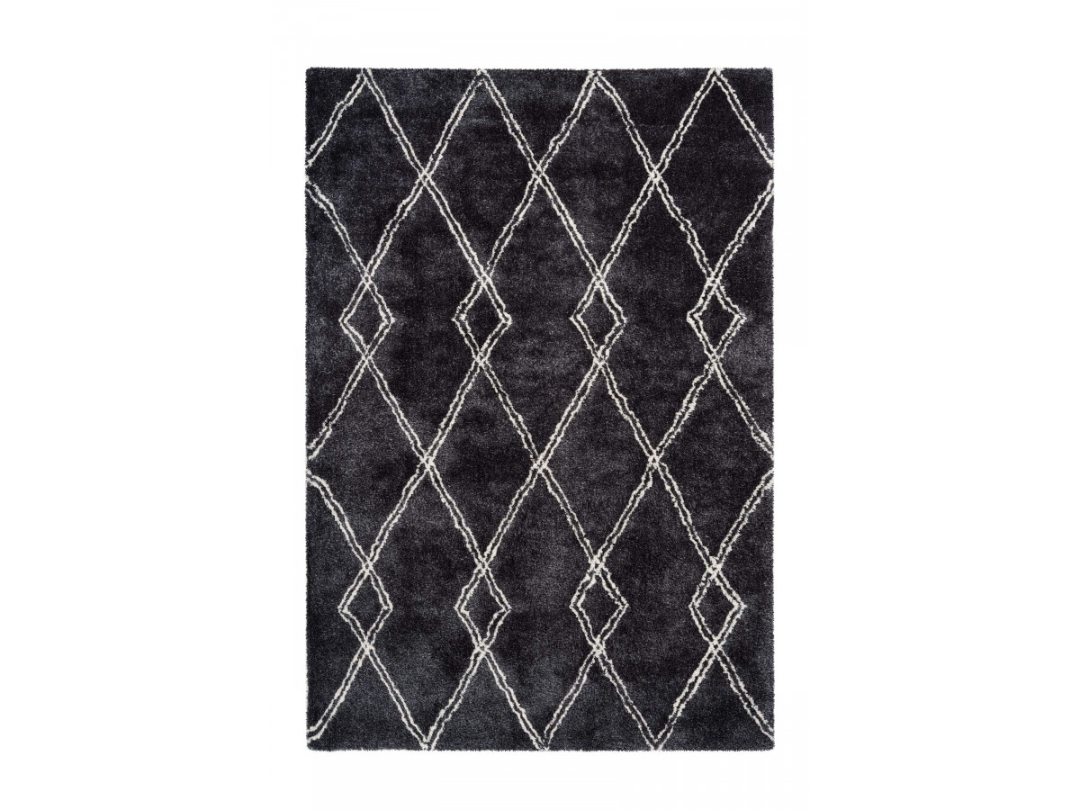 Tapis DIAMENT Anthracite 120cm x 180cm