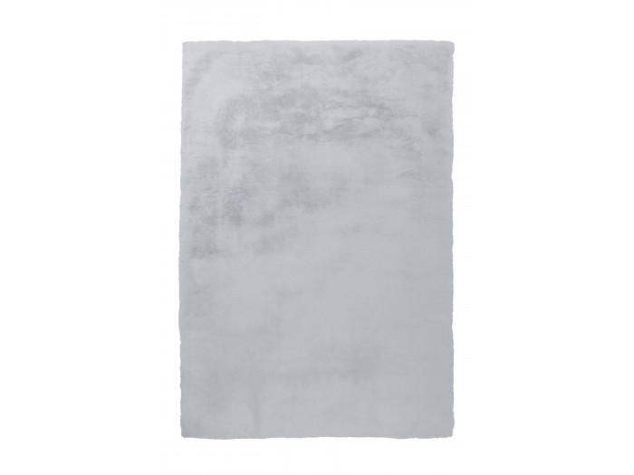 Tapis TIAGO Gris / Bleu 80cm x 150cm