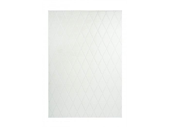 Tapis BETA Blanc 80cm x 250cm