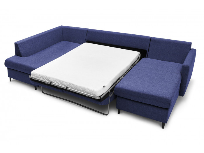 Canapé panoramique convertible XXL SINKI