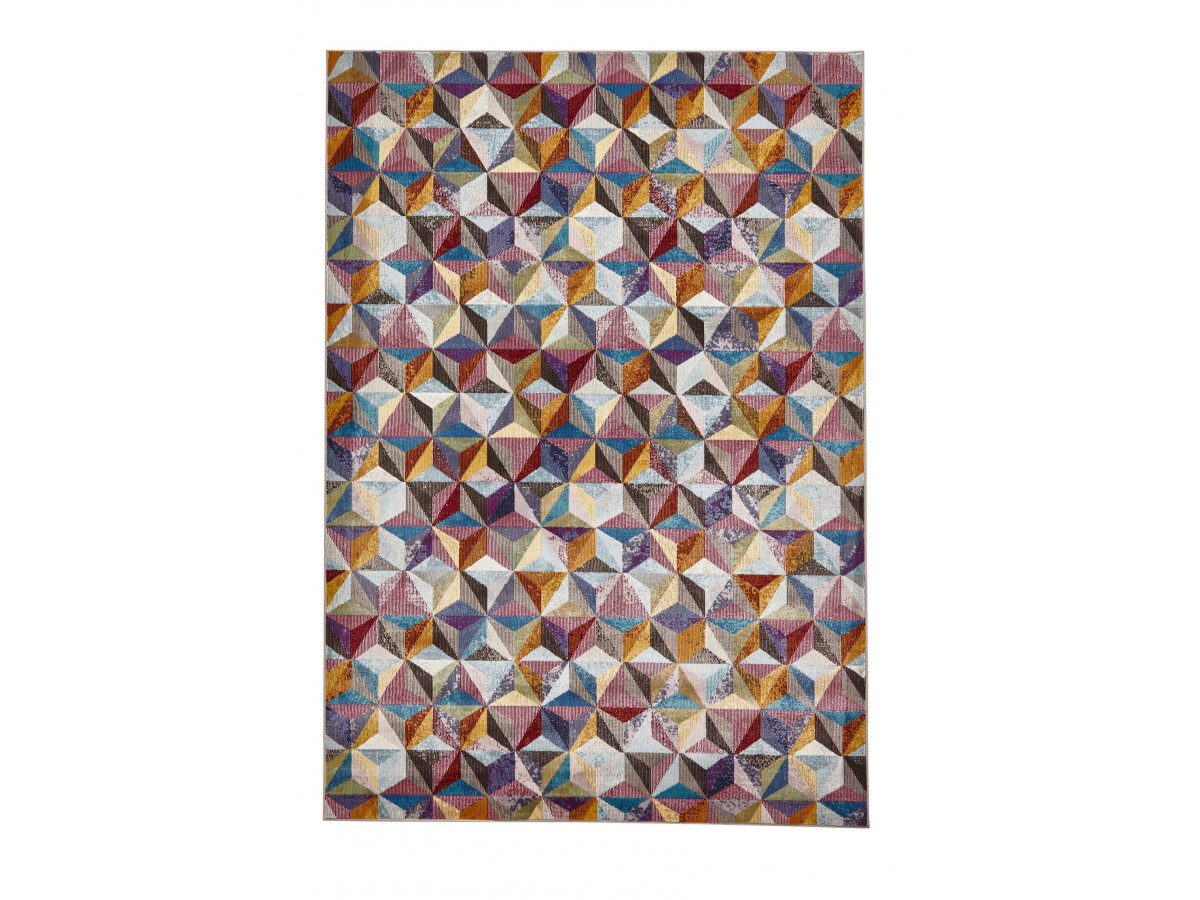 Tapis CINTA Multicolor 160 x 230