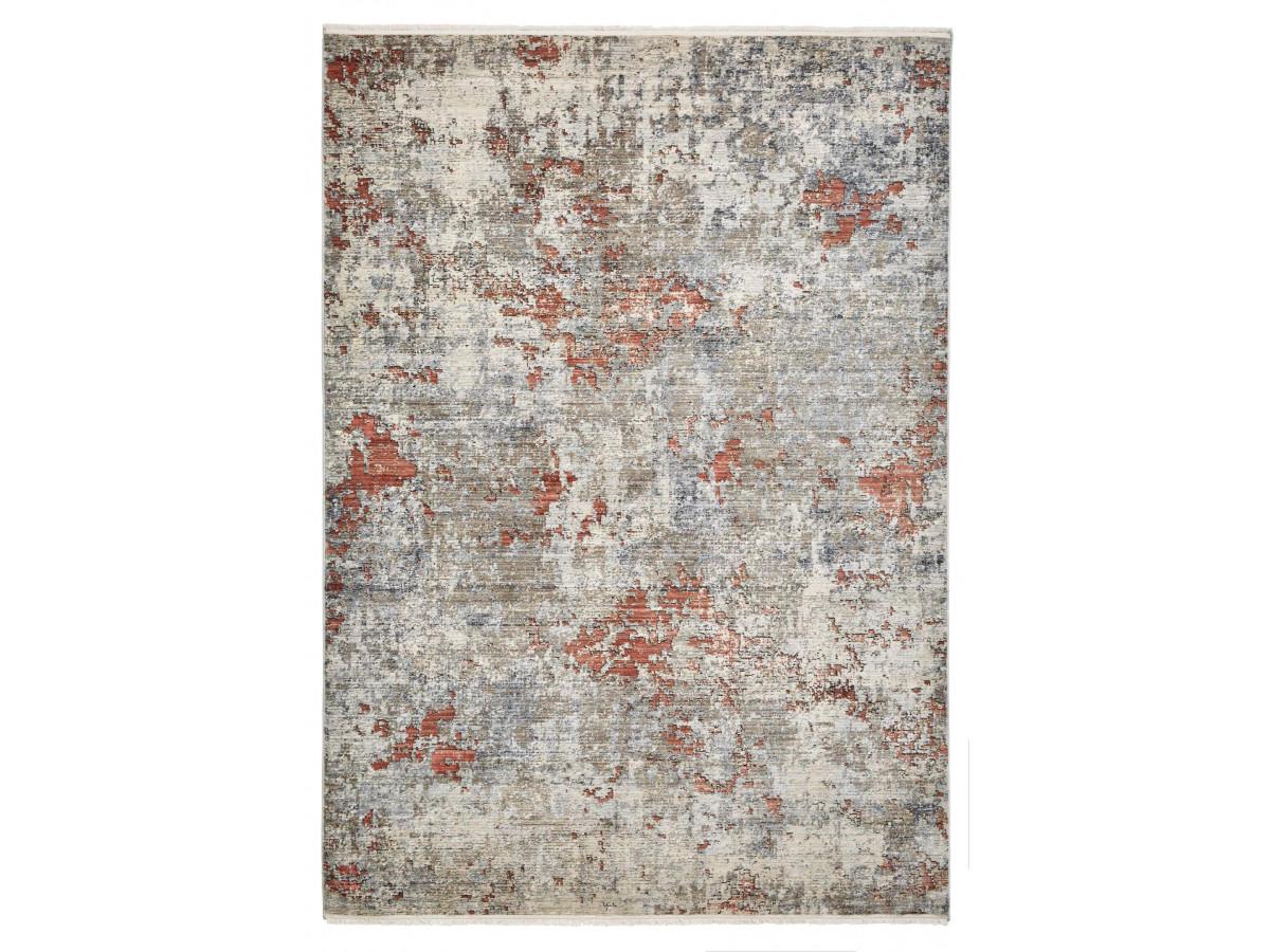 Tapis BATARI Gris / Terra 120 x 170