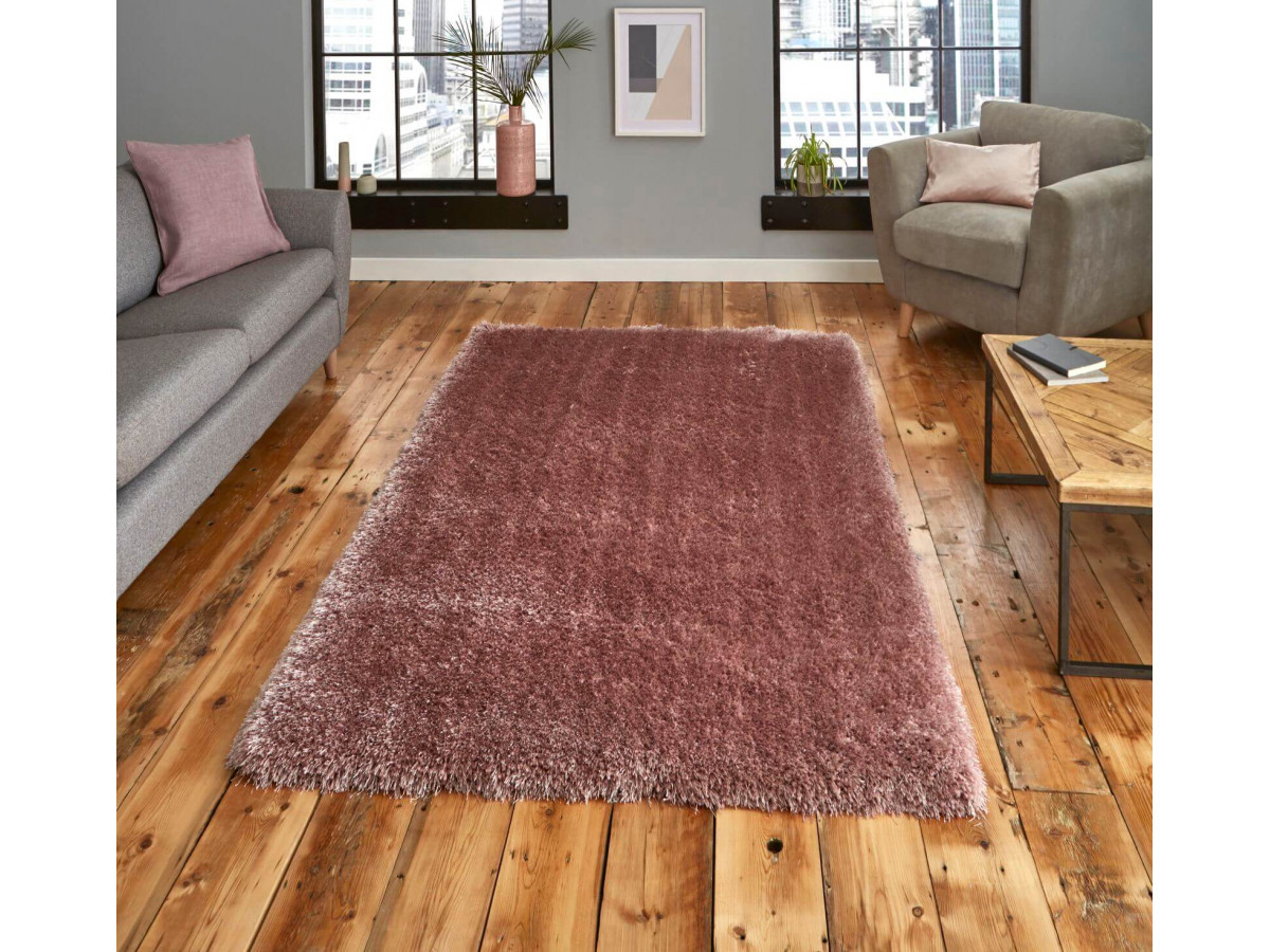 Tapis TEXAS Rose 120 x 170