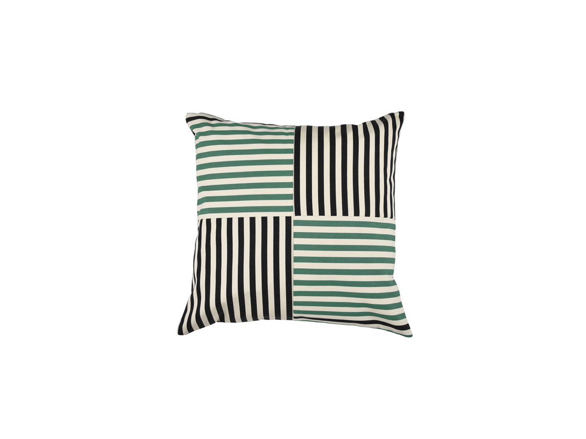 Grand coussin LACQUY Vert