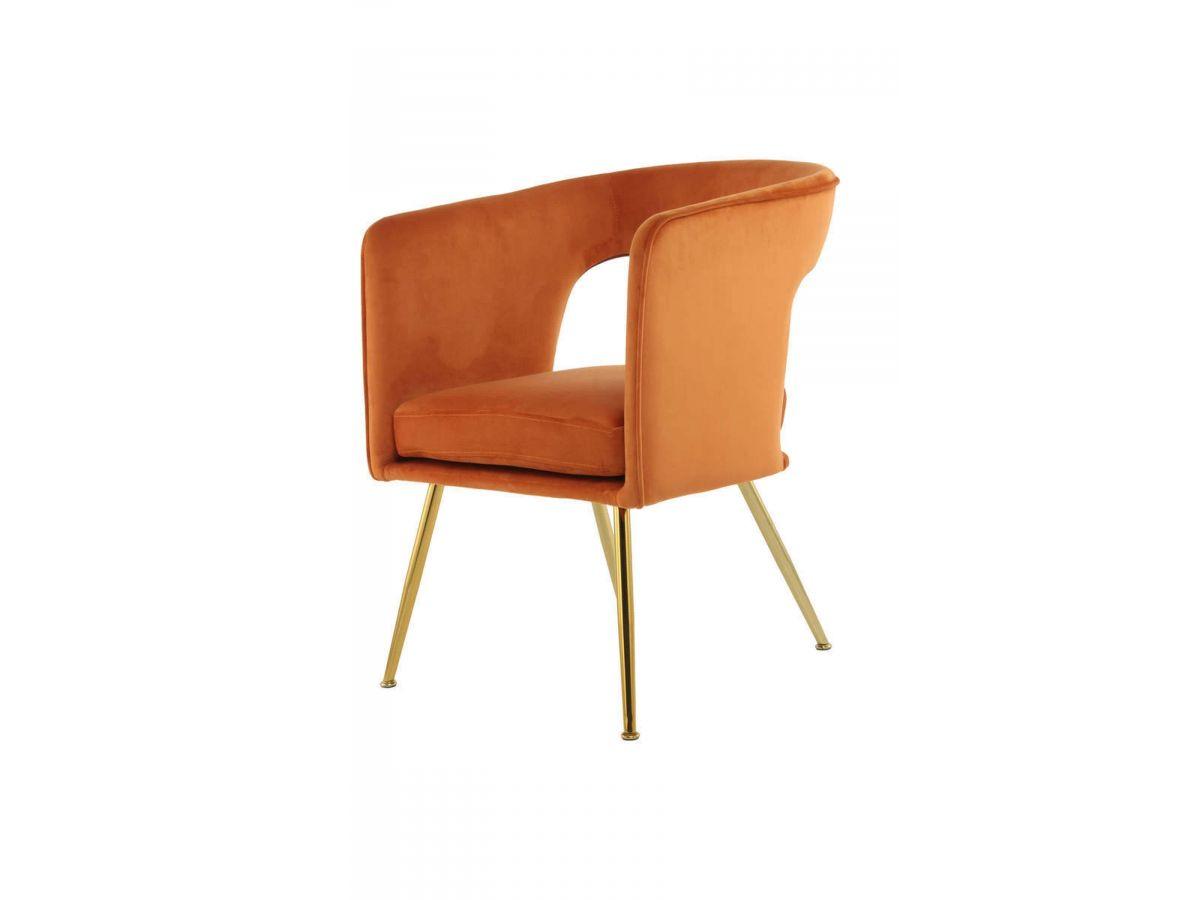 Chaise KIARA Orange