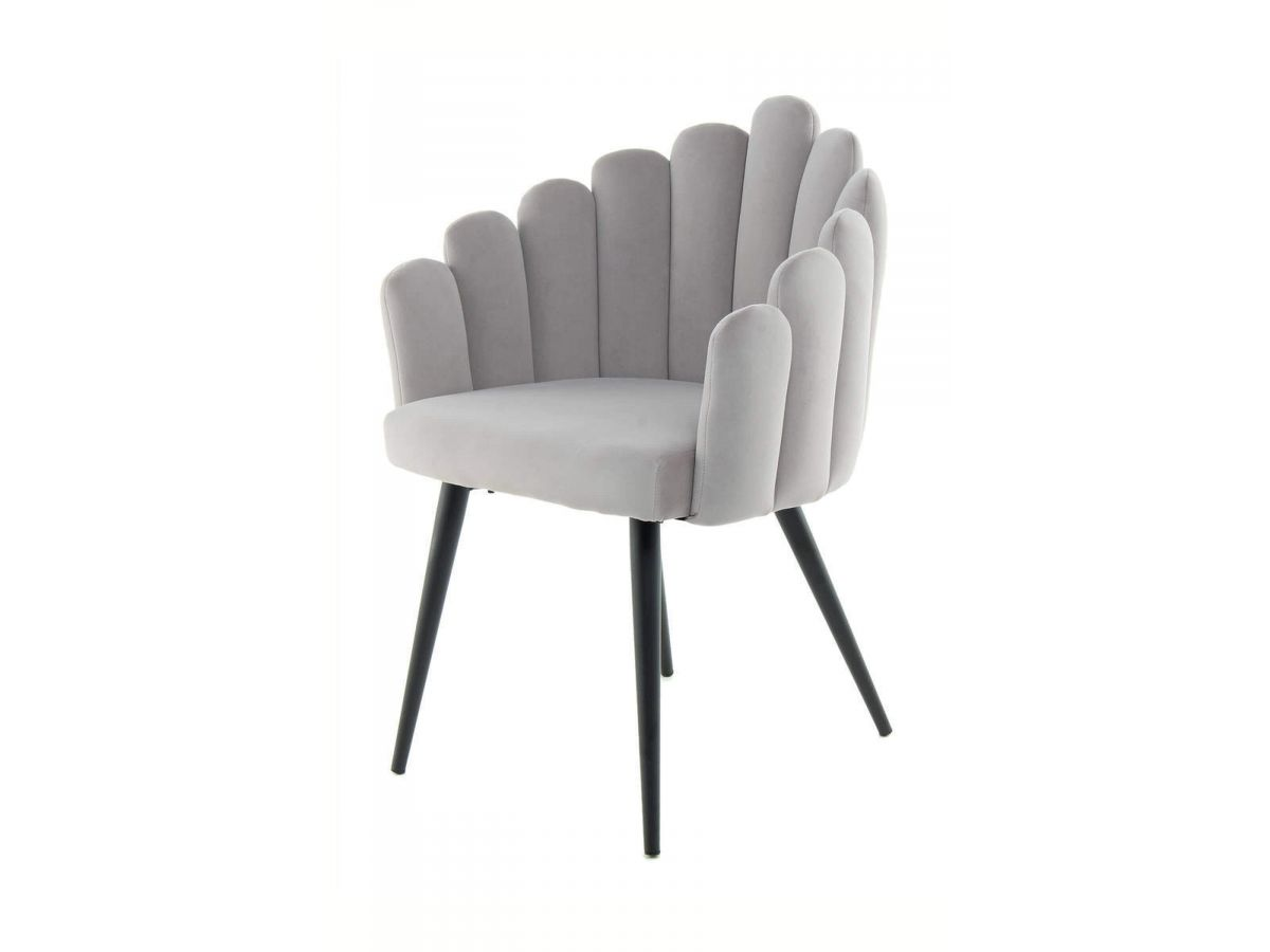 Chaise VOLOUTTO Gris
