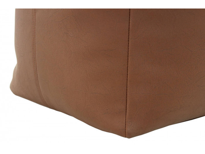 Pouf QUBO Marron
