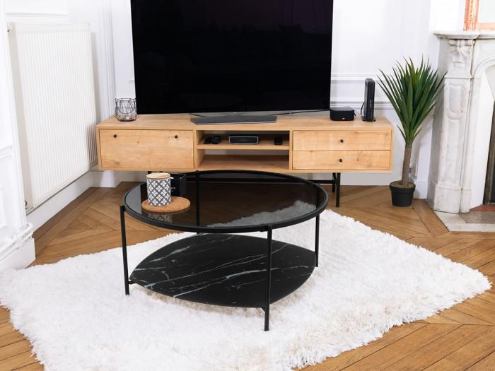 Table basse DORI noir