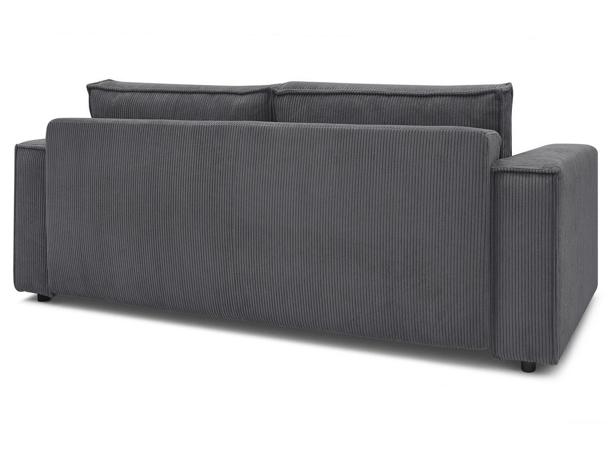 Canapé droit convertible NIHAD