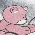 Tapis enfant rond CANDIES 6