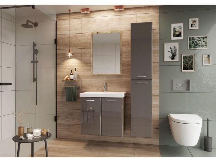 Ensemble de salle de bain 60 cm MORENA et colonne