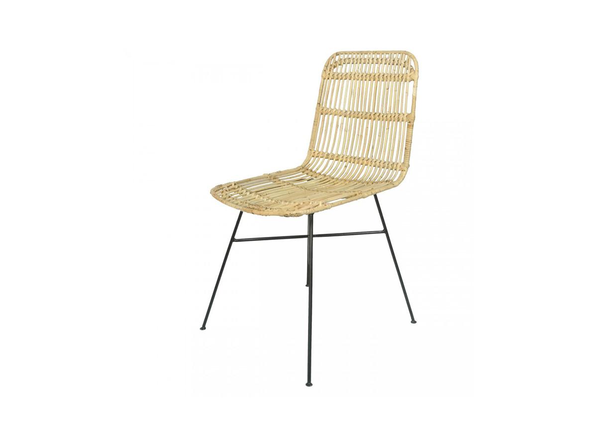 Lot de 4 chaises EKIA