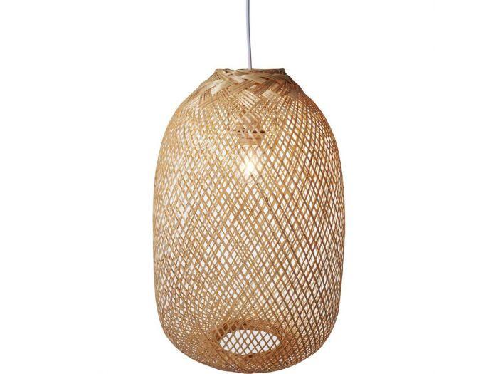 Suspension en bambou BARI